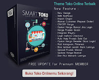 Bikin Toko Online Murah & Keren