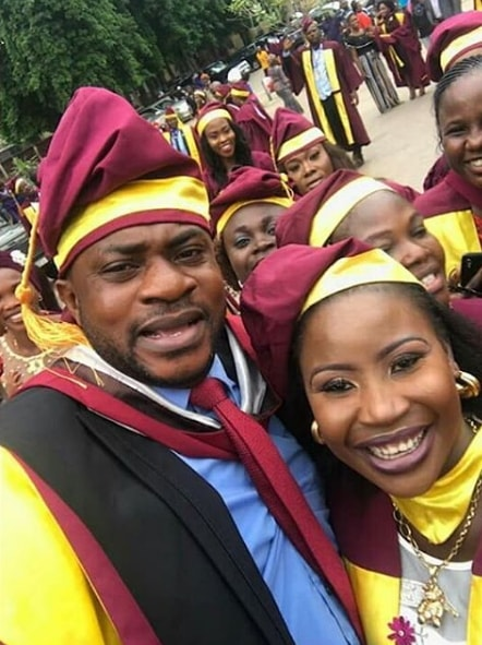 odunlade adekola university convocation ceremony photos
