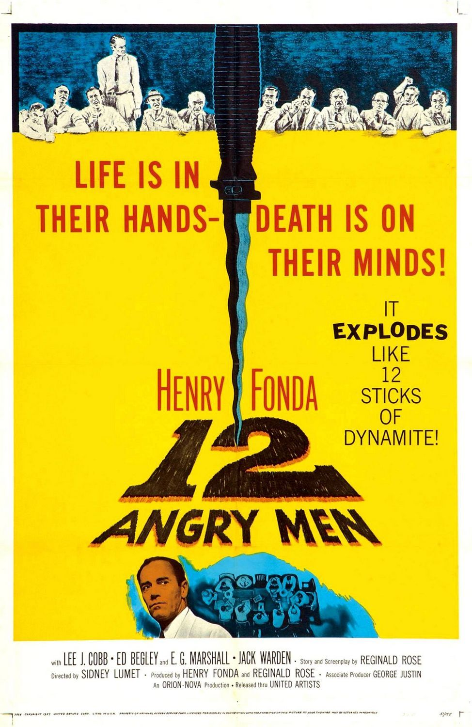 12 Angry Men Extra Large Movie Poster wallpaper