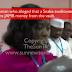 MPNAIJA GIST:WATCH JAMB Staff claim a Snake swallowed ₦36 million