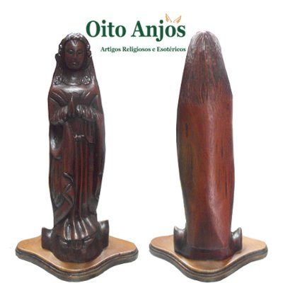 N.Sra. Aparecida  * Oito Anjos Artigos Religiosos e Loja Esotérica