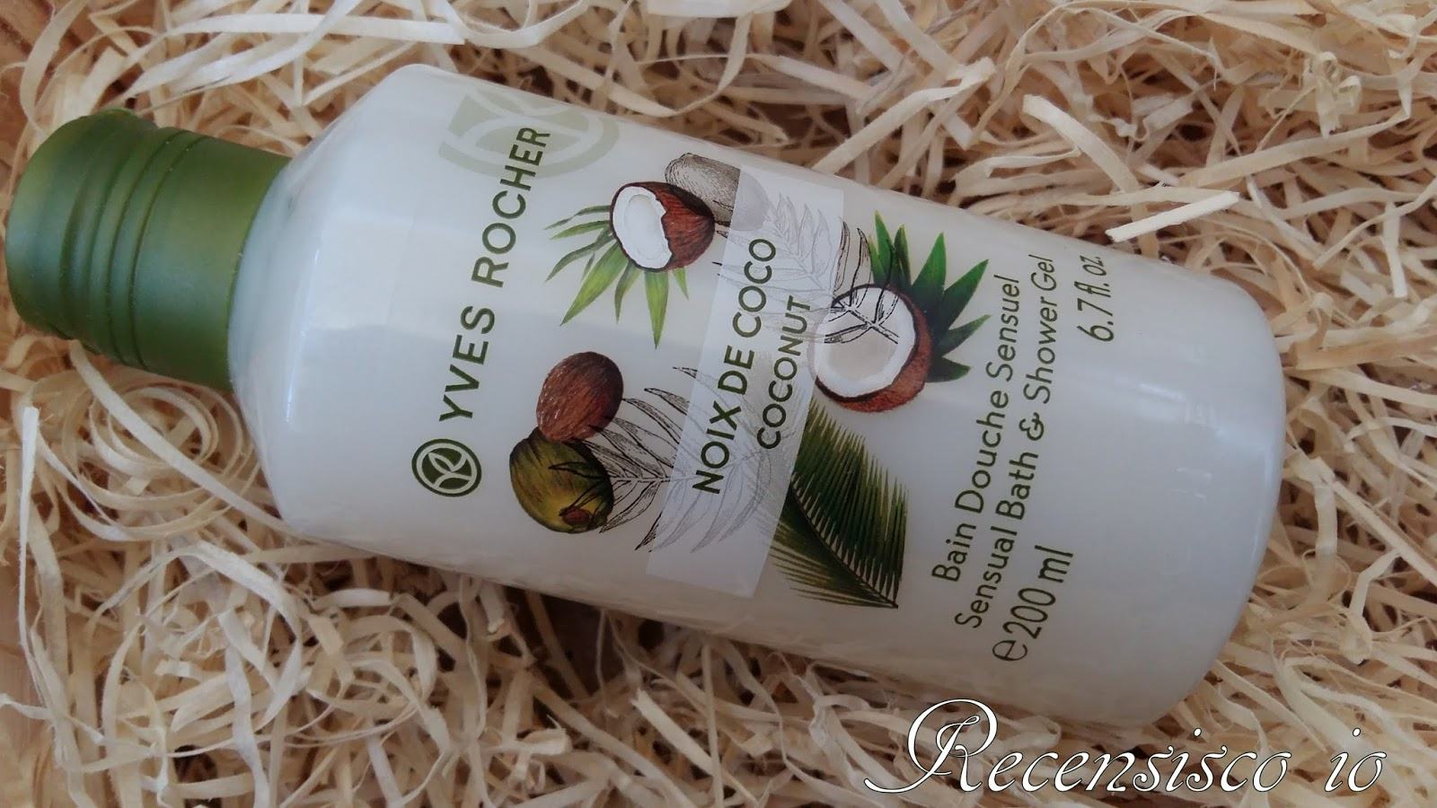 Bagno Doccia Avena Yves Rocher : Bagno doccia yves rocher vaniglia