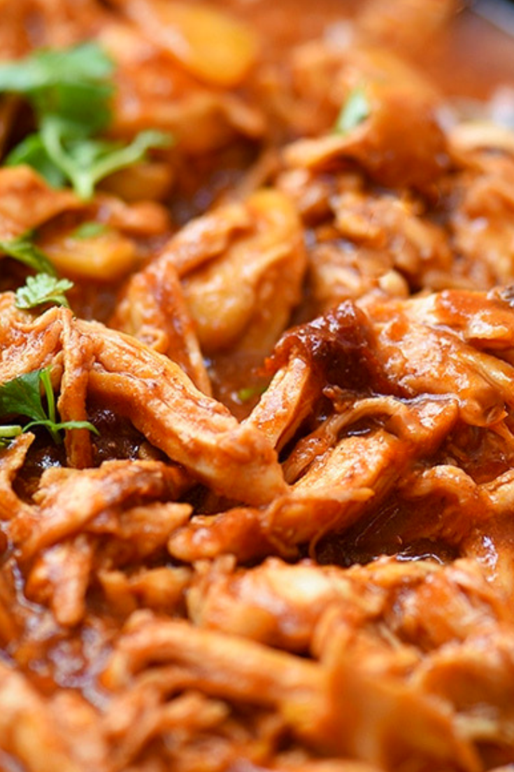 Mexican Chicken Tinga