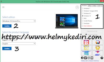 Cara download microsoft windows