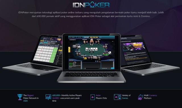 IDN Poker Terbaik 2020