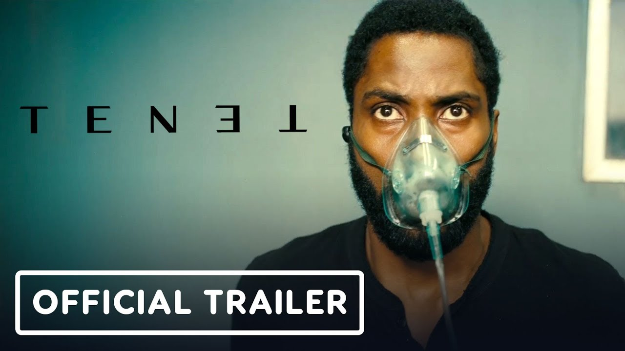 Tenet The First Trailer For Christopher Nolan S New