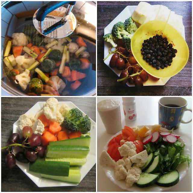 c9, foreverfit, terveellistä, terveellinen, ruokavalio, karppaus, kasviksia, puoli kiloa päivässä, fitness