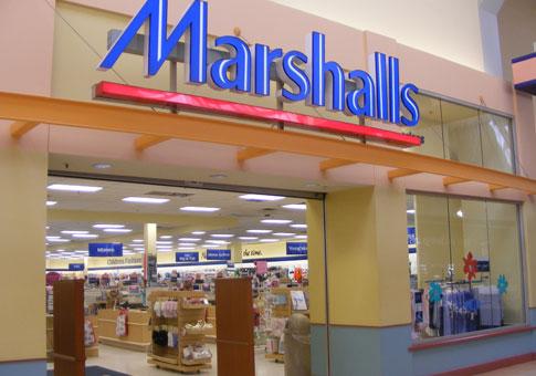 Marshalls en Miami y Orlando
