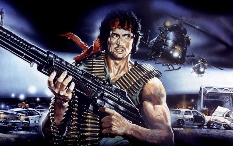 Rambo vai virar serie de TV