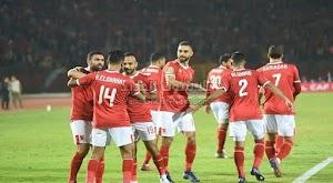 قطار الأهلي يواصل الانتصار بتحقيق فوز جديد على نادي طلائع الجيش في الدوري المصري