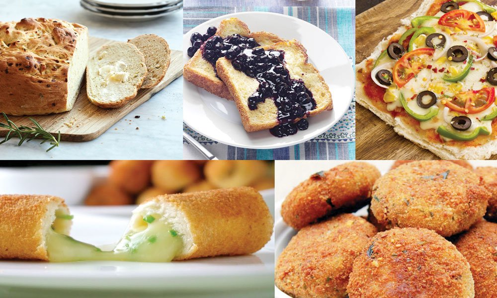 Dishes you can make with bread
