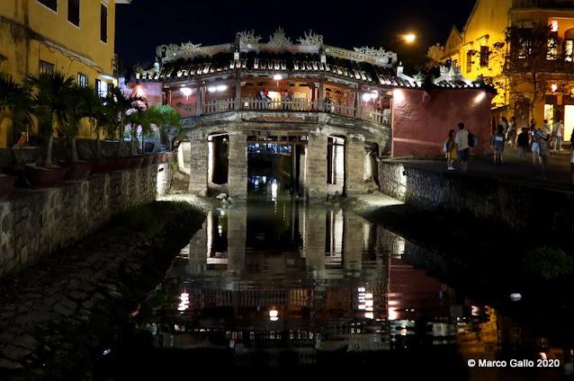 PUENTE JAPONES DE HOI AN, VIETNAM