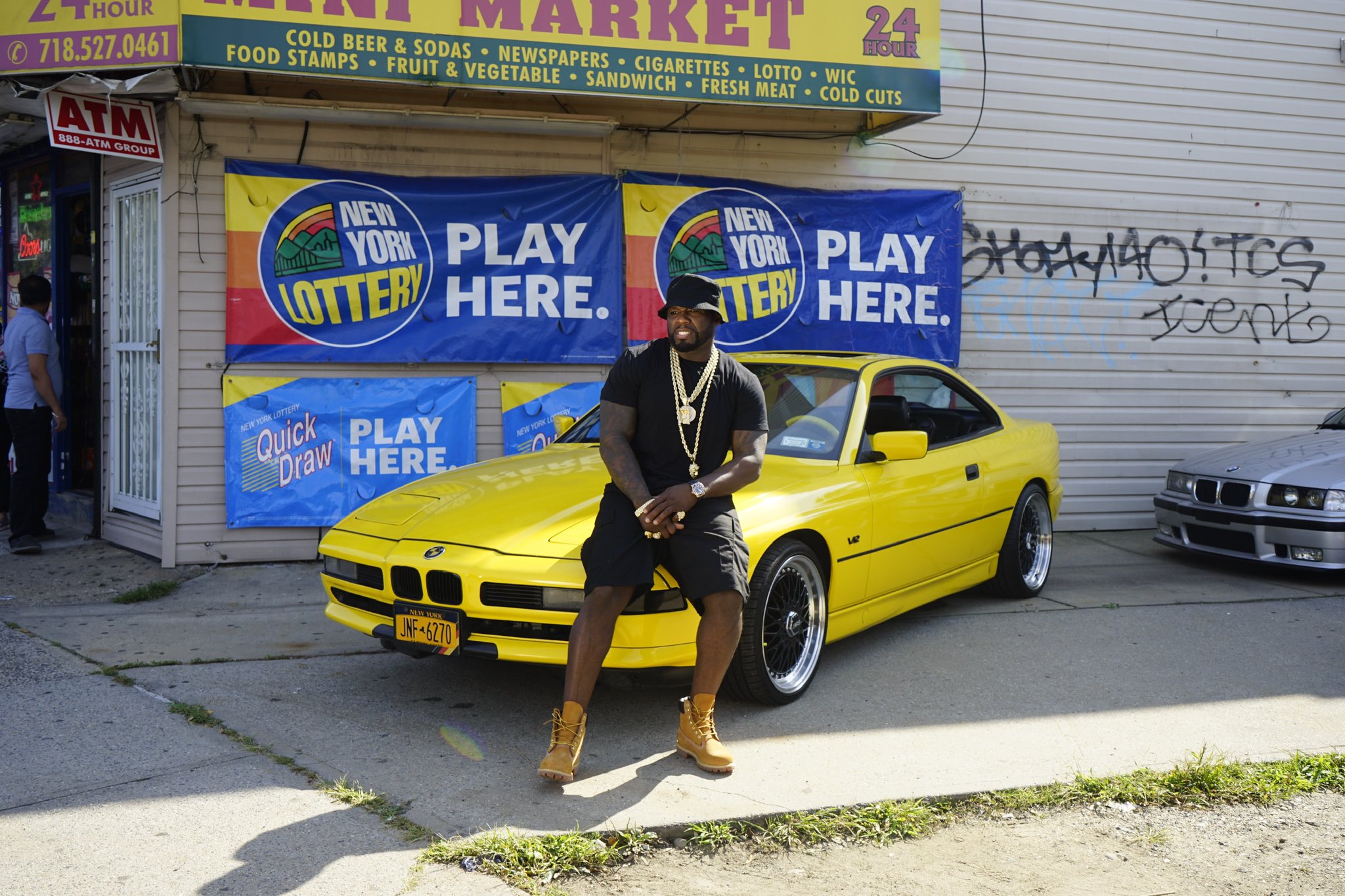 """Watch 50 Cent's New Video For """"Part Of The Game"""" Feat. NLE Choppa and Rileyy Lanez"""