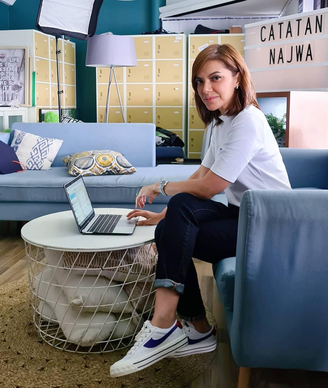 Biodata Najwa Shihab Lengkap