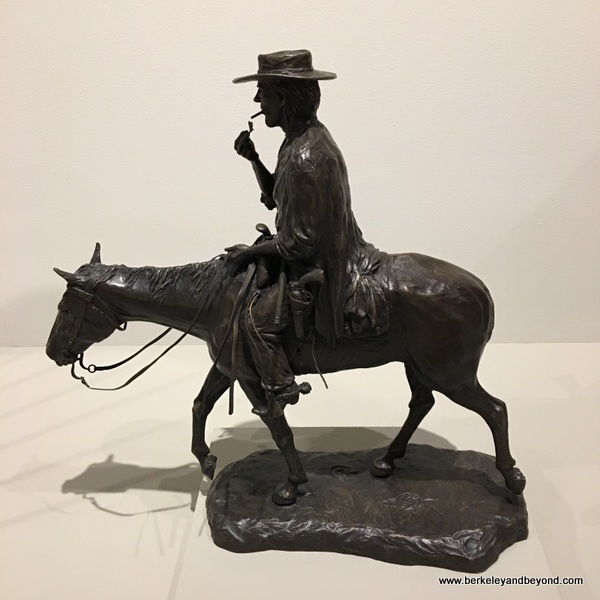 """The Hunter"" at Palm Springs Art Museum in Palm Springs, California"