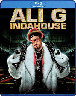 Ali G en el Parlamento [BD25] *Con Audio Latino *Bluray Exclusivo