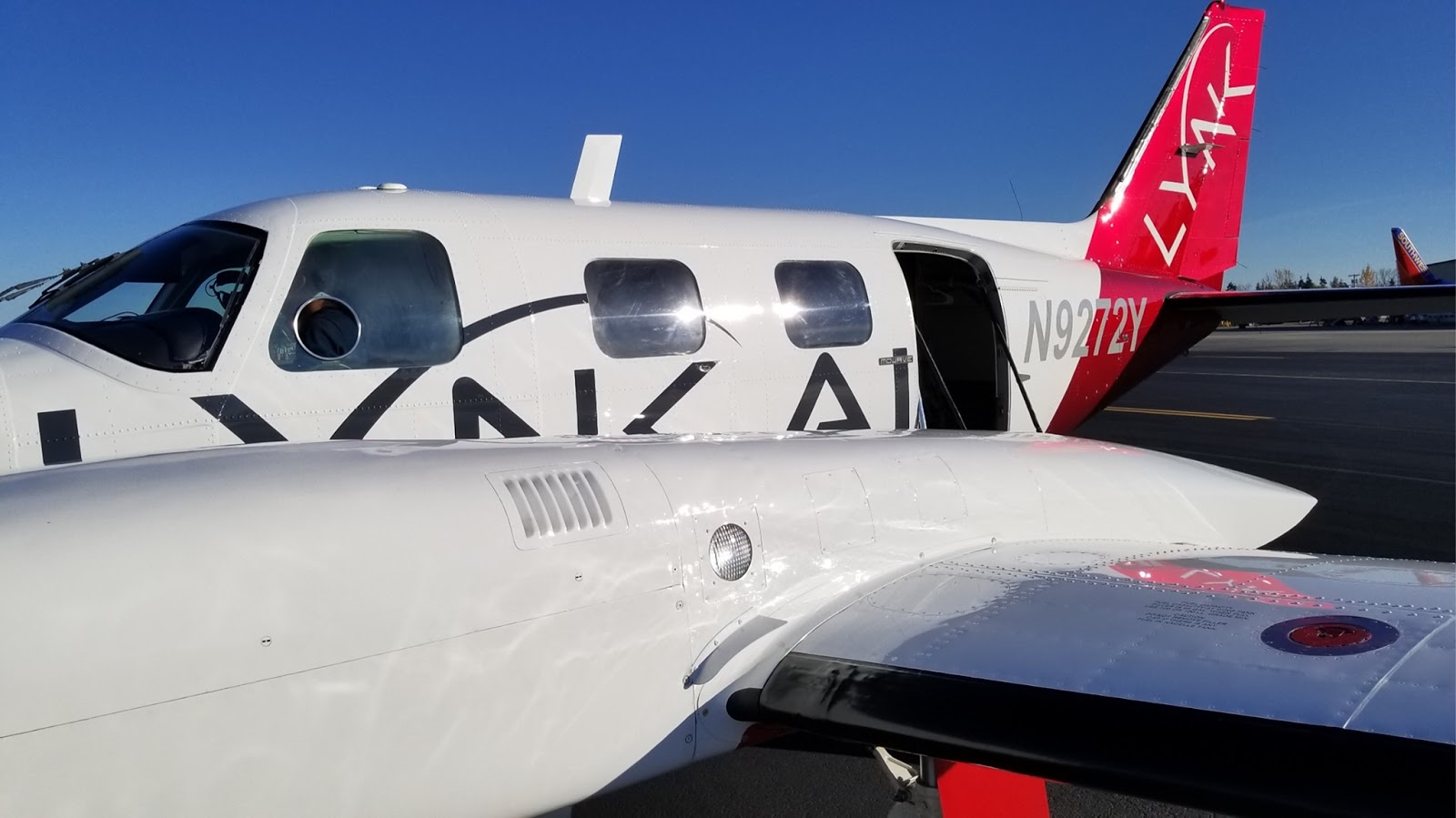 Kathryn's Report: Piper PA-31P-350, N9272Y: Incident