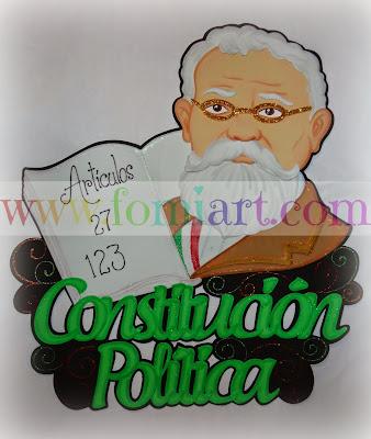Día de la Constitución Política Mexicana