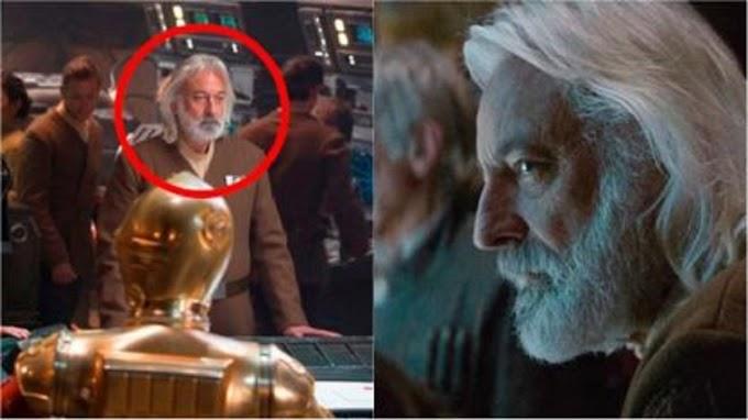 Ator de 'Star Wars' morre aos 76 anos, vítima de Covid-19