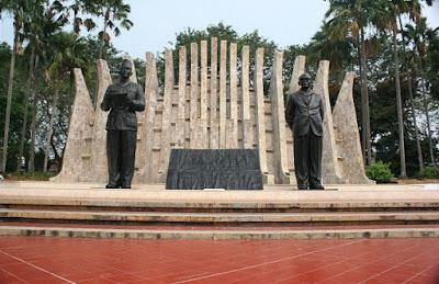 Monumen Proklamasi Indonesia Di Rengasdengklok Karawang