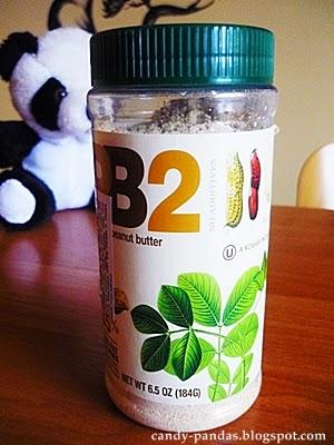 Masło orzechowe PB2