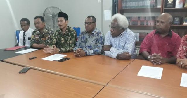 FKUB Minta NU dan Ansor Bina Mahasiswa Papua di Jawa