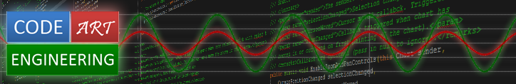 Code Art Engineering