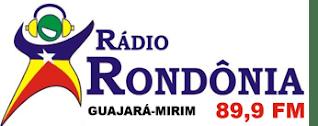 Rádio Rondônia FM 89,9 de Guajará Mirim RO