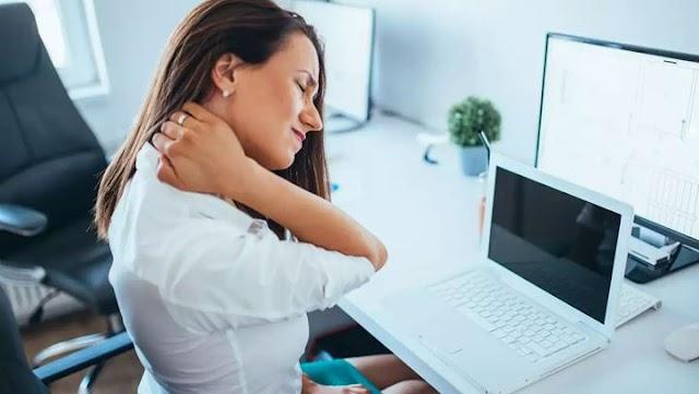 Πώς να αντιμετωπίσετε τον πόνο στον αυχένα