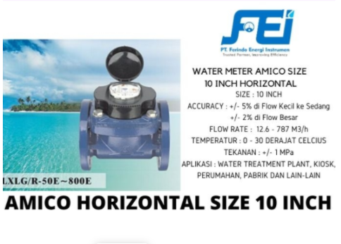 Pilihan Yang Tepat Untuk Water Meter