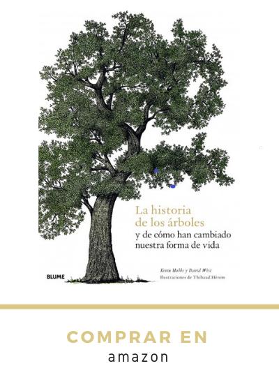 La historia de los árboles y de cómo han cambiando nuestra forma de vida
