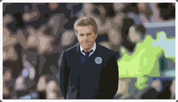 Claude Puel Leicester City