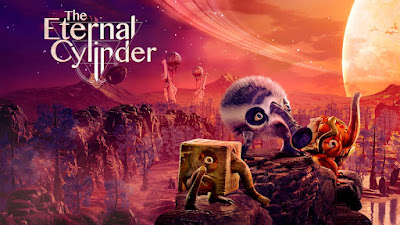 The Eternal Cylinder Game Screenshot 1