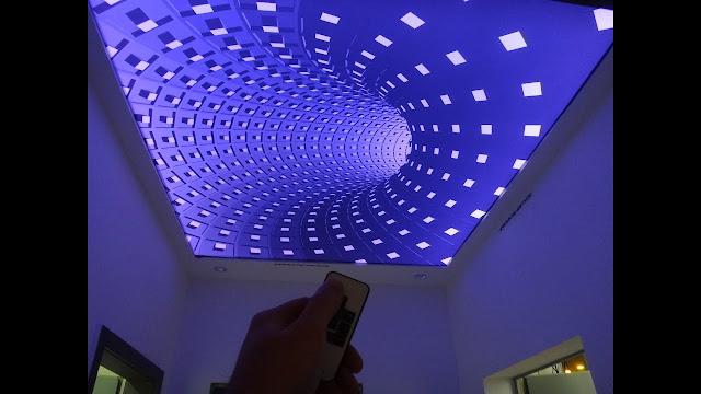 3d false ceiling design for small space