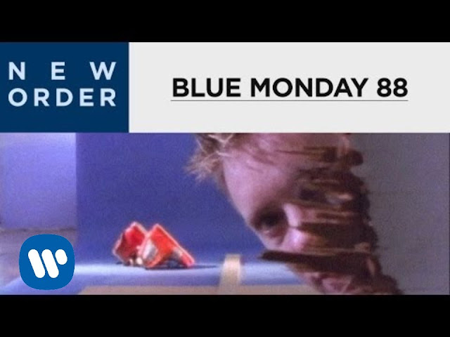 Blue Monday Lyrics