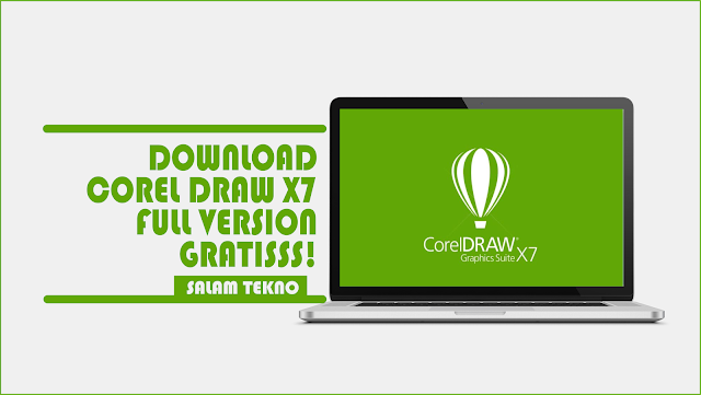 cara download corel draw x7