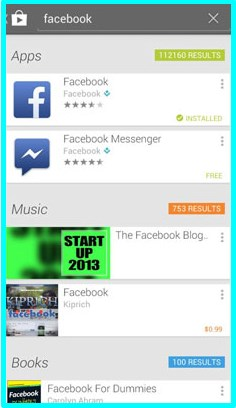 Download facebook app for android mobile free