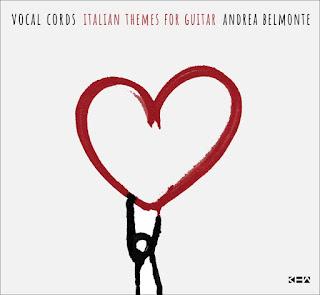 Vocal cords: Italian themes for guitar; Andrea Belmonte; KHA