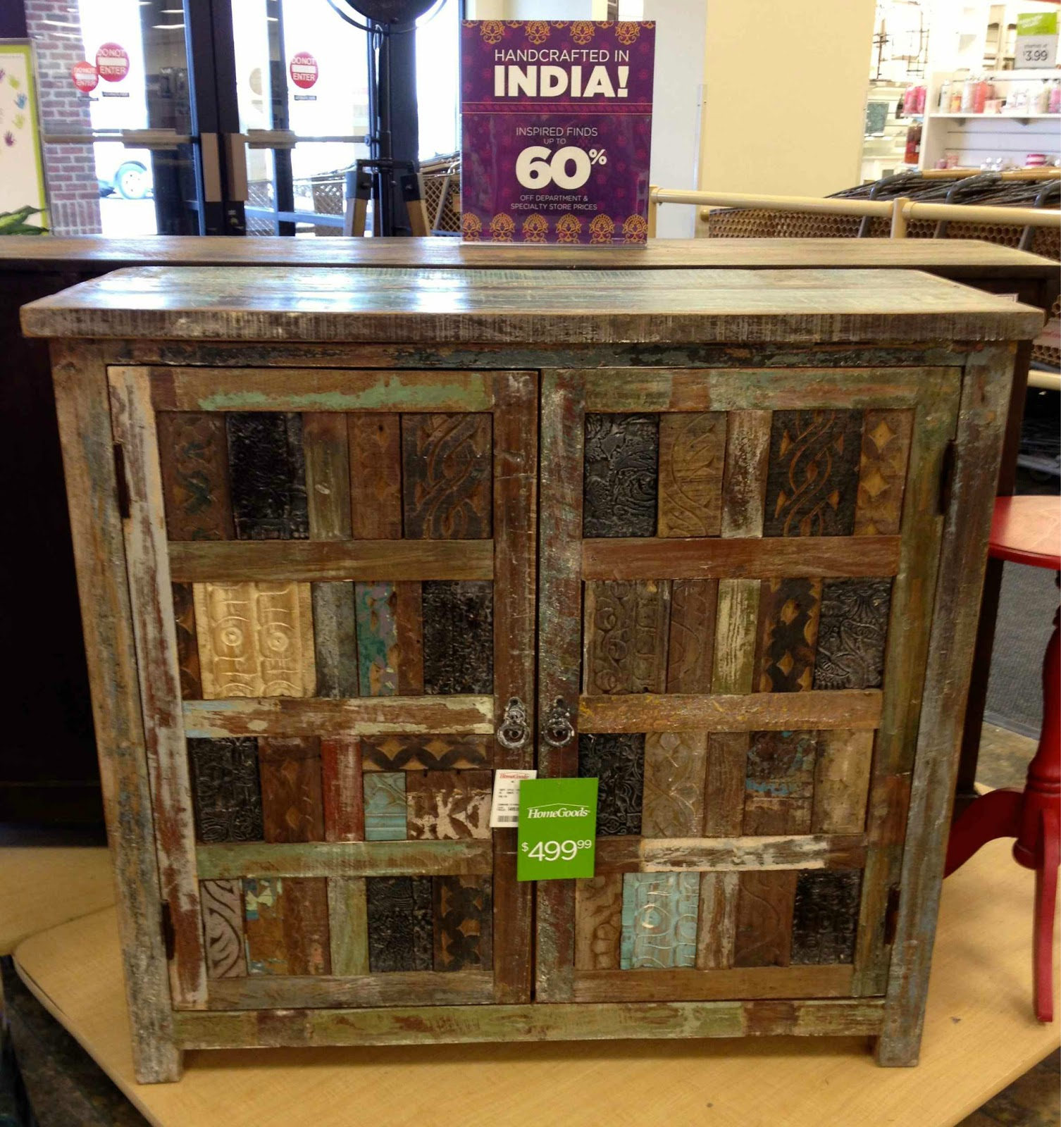 Inspiration India at HomeGoods Driven by Decor