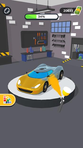 Car Master 3D Hileli APK - Para Hileli APK