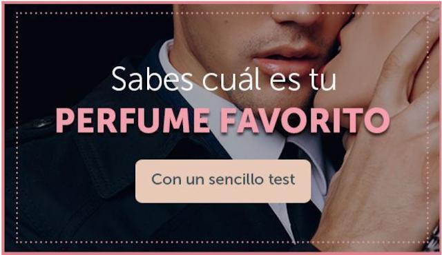Test para averiguar mi perfume favorito
