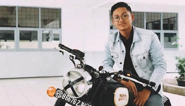 Biodata Azriel Hermansyah