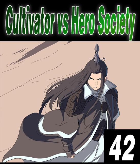 Cultivator Against Hero Society - 42 e 43