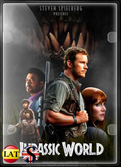 Jurassic World: Mundo Jurásico (2015) FULL HD 1080P LATINO/INGLES