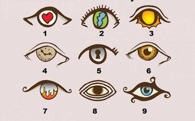 اختر الشكل الذي لفلت انتباهك.. وسنكشف لك الكثير عن شخصيتك ما هي نتيجتك؟
