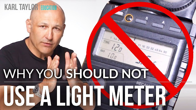 TWO BIG reasons why you SHOULDN'T use a Light Meter