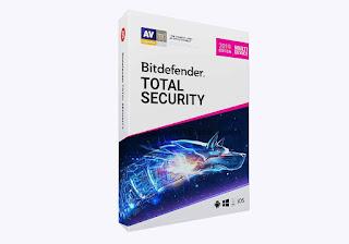 تحميل برنامج bitdefender total security 2020