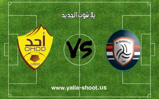 اهداف مباراة الشباب وأحد اليوم 6-12-2018 الدوري السعودي