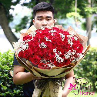 Same day flowers delivered free delivery Hanoi