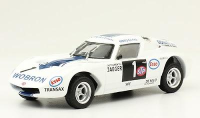 IKA Torino Liebre MKIII (1969) de Gaston Perkins